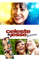 Celeste and Jesse Forever - DVD cover (xs thumbnail)