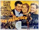 San Francisco - Spanish Movie Poster (xs thumbnail)