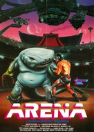 Arena - German Movie Poster (xs thumbnail)