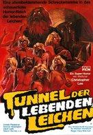 Death Line - German Movie Poster (xs thumbnail)
