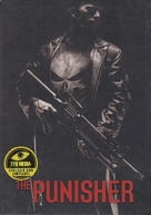 The Punisher - German Blu-Ray movie cover (xs thumbnail)