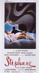La femme infidèle - Italian Movie Poster (xs thumbnail)