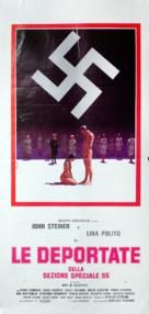 Le deportate della sezione speciale SS - Italian Movie Poster (xs thumbnail)