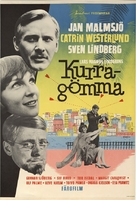 Kurragömma - Swedish Movie Poster (xs thumbnail)