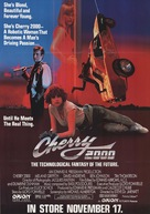 Cherry 2000 - Video release poster (xs thumbnail)