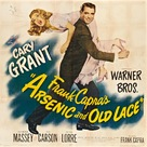 Arsenic and Old Lace - Theatrical movie poster (xs thumbnail)