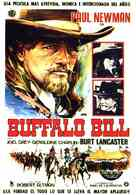Buffalo Bill and the Indians, or Sitting Bull's History Lesson - Spanish Movie Poster (xs thumbnail)