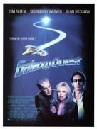 Galaxy Quest - French Movie Poster (xs thumbnail)