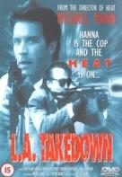 L.A. Takedown - British DVD cover (xs thumbnail)