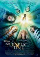 A Wrinkle in Time - Lebanese Movie Poster (xs thumbnail)