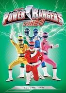 """Power Rangers Turbo"" - DVD movie cover (xs thumbnail)"