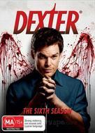 """Dexter"" - Australian DVD cover (xs thumbnail)"