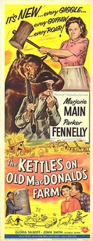 The Kettles on Old MacDonald's Farm - Movie Poster (xs thumbnail)