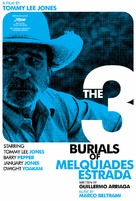 The Three Burials of Melquiades Estrada - Movie Poster (xs thumbnail)