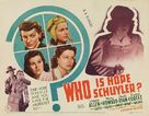 Who Is Hope Schuyler? - Movie Poster (xs thumbnail)