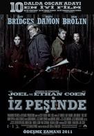 True Grit - Turkish Movie Poster (xs thumbnail)
