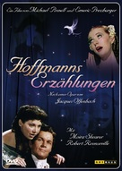 The Tales of Hoffmann - German DVD cover (xs thumbnail)