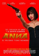 Anna - Mexican Movie Poster (xs thumbnail)