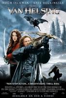 Van Helsing - Video release movie poster (xs thumbnail)