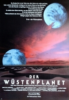 Dune - German Movie Poster (xs thumbnail)