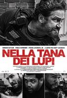 Den of Thieves - Italian Movie Poster (xs thumbnail)