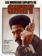 Shaft's Big Score! - French Movie Poster (xs thumbnail)