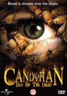 Candyman: Day of the Dead - Dutch DVD cover (xs thumbnail)