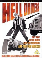 Hell Drivers - British Movie Cover (xs thumbnail)