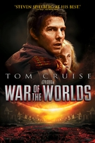 War of the Worlds - DVD cover (xs thumbnail)