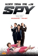 Spy - Australian Movie Poster (xs thumbnail)