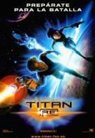 Titan A.E. - Spanish Movie Poster (xs thumbnail)