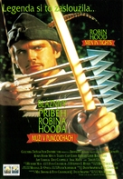 Robin Hood: Men in Tights - Czech DVD cover (xs thumbnail)