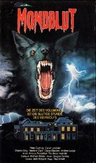 The Beast Must Die - German VHS cover (xs thumbnail)