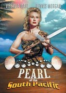 Pearl of the South Pacific - DVD cover (xs thumbnail)