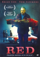 Red - Polish DVD cover (xs thumbnail)