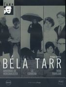 Werckmeister harmóniák - Spanish DVD cover (xs thumbnail)
