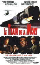 Death Train - French VHS movie cover (xs thumbnail)