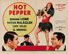 Hot Pepper - Movie Poster (xs thumbnail)