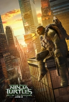Teenage Mutant Ninja Turtles: Out of the Shadows - Movie Poster (xs thumbnail)