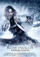 Underworld Blood Wars - Lithuanian Movie Poster (xs thumbnail)