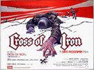 Cross of Iron - British Movie Poster (xs thumbnail)