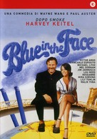 Blue in the Face - Italian Movie Cover (xs thumbnail)