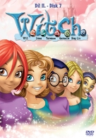 """W.I.T.C.H."" - Czech DVD cover (xs thumbnail)"