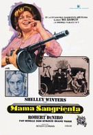 Bloody Mama - Spanish Movie Poster (xs thumbnail)
