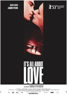It's All About Love - German poster (xs thumbnail)