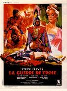 La guerra di Troia - French Movie Poster (xs thumbnail)