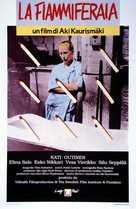 Tulitikkutehtaan tyttö - Italian Movie Poster (xs thumbnail)