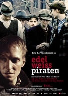 Edelweißpiraten - German Movie Poster (xs thumbnail)