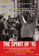 The Spirit of '45 - Italian Movie Poster (xs thumbnail)
