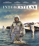 Interstellar - Brazilian Blu-Ray movie cover (xs thumbnail)